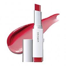 [Laneige] Barra de tinte Labial con 2 Tonos, No.02 Brillo rojo 2g