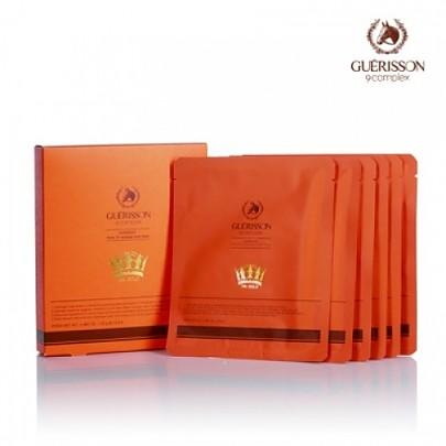 [Claire's] Guerisson 9 Complex Horse Oil Hydrogel Gold Mask - 6x25g/0.881oz