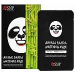[SNP] Animal Panda Whitening mascarilla 1hoja