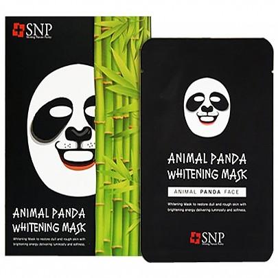 [SNP] Animal Panda Whitening mascarilla 1hoja