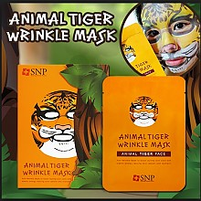 [SNP] Animal Tiger Wrinkle mascarilla