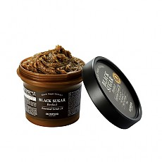 [Skinfood] Black Sugar Perfect Essential Scrub 2X