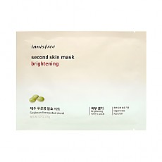 [Innisfree] Second Skin mascarilla Sheet Brightening 20g