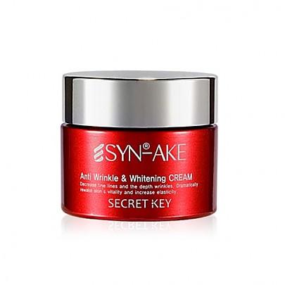 [SecretKey] SYN-AKE Anti Wrinkle & Whitening Cream 50g