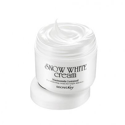 [SecretKey] Snow White Cream 50g (brightening)