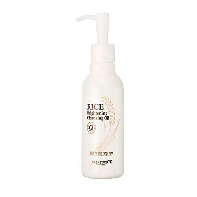 [Skinfood] Rice Brightening Cleansing Oil 170ml