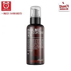 [Benton] *Time Deal*  Tóner de caracol abeja alto contenido de piel 150ml (Control del acné, blanqueamiento, sin alcohol)