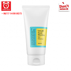 [COSRX] *Time Deal*  Low Ph Good Morning Gel Cleanser 150ml