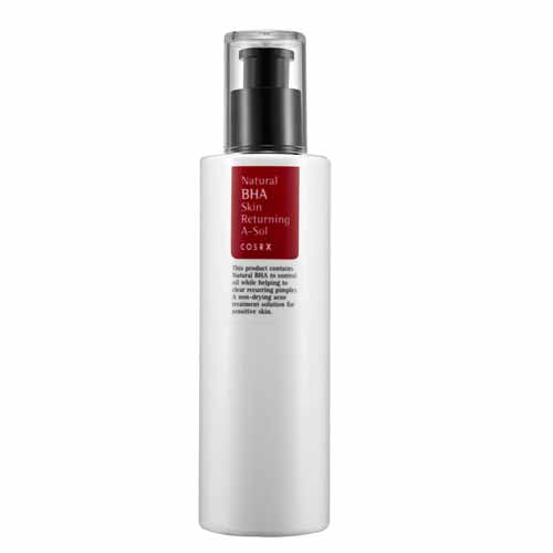 [COSRX] Natural BHA Skin Returning A-SOL 100ml