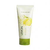 [Nature Republic] Real Nature Lemon Peeling Gel Wash