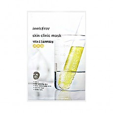 [Innisfree] Skin Clinic mascarilla Sheet (Vita C) 20ml