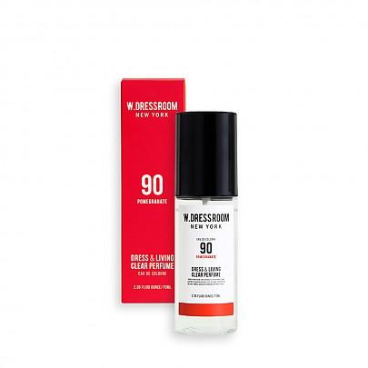 [W.DRESSROOM] Dress & Living Clear Perfume No.90 (Pomegranate) 70ml