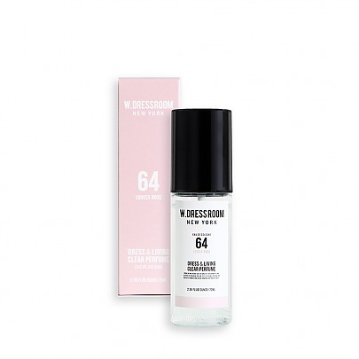 [W.DRESSROOM] Perfume claro vestido & vida No.64 (Rosa Amante) 70ml