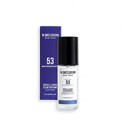 [W.DRESSROOM] Perfume claro vestido & vida No.53 (Brisa del Mediterraneo) 70ml