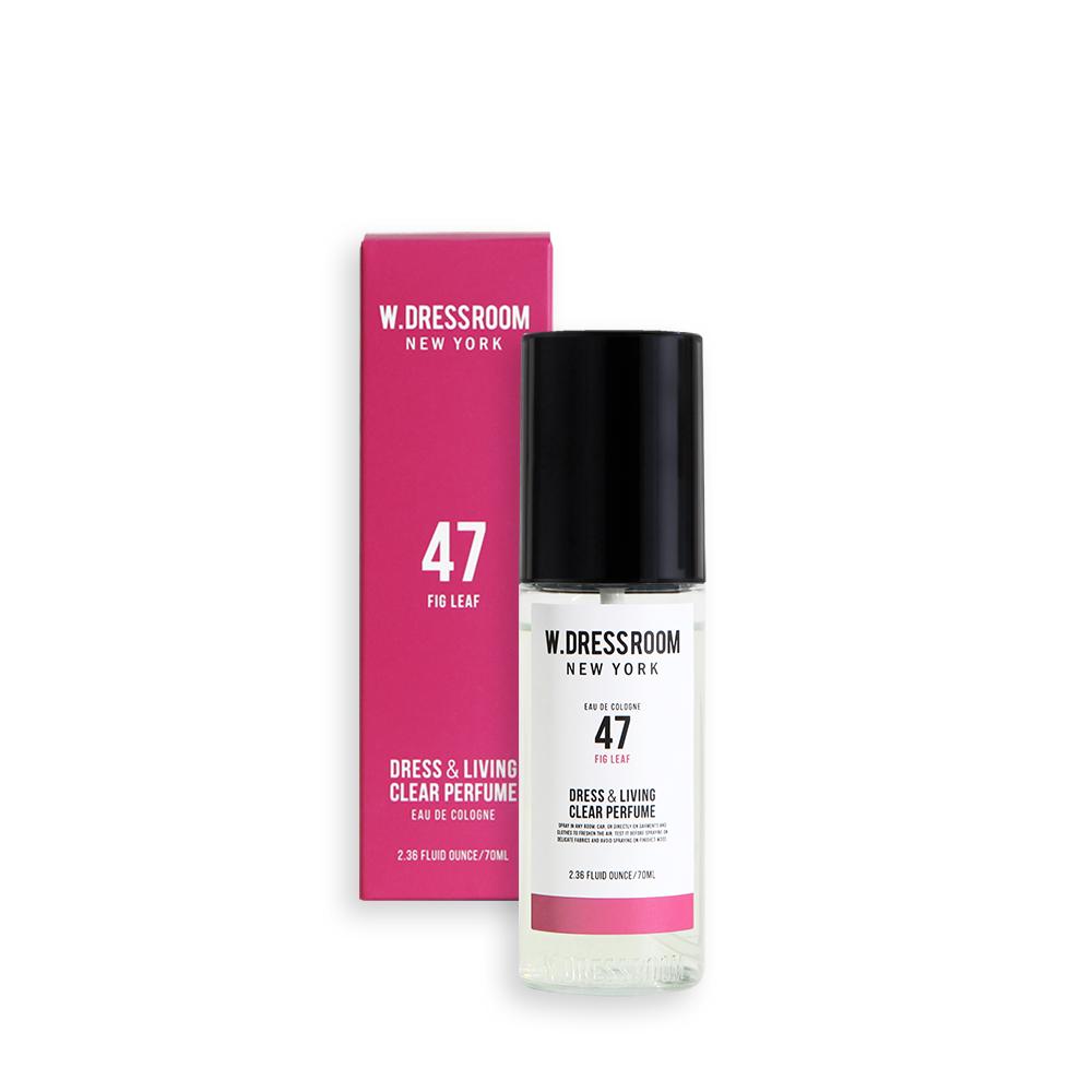 [W.DRESSROOM] Perfume claro vestido & vida No.47 (Hoja de higo) 70ml