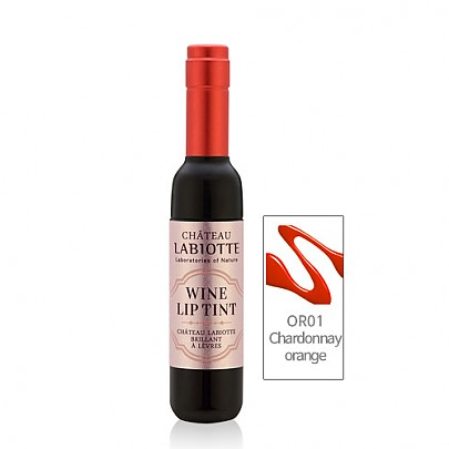 [LABIOTTE] Chateau Labiotte Wine Tint #OR01 (Chardonay Orange)