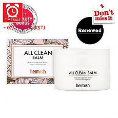 [heimish] *Time Deal*  *Renewal*Bálsamo desmaquillante/ All Clean bálsamo 120ml