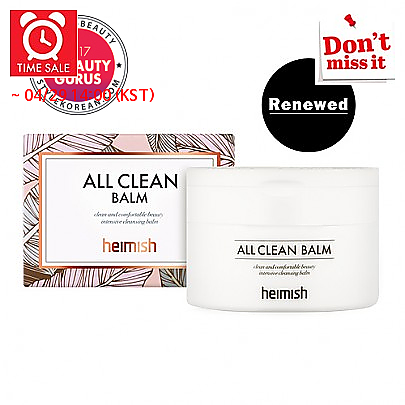 [heimish] *Time Deal*  *Renewal* All Clean Balm 120ml