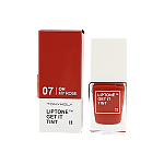 [Tonymoly] Lip tone get it tinte labial # no.7 Oh my rose