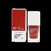 [Tonymoly] Lip tone get it tinte labial # no.7 Oh my rose