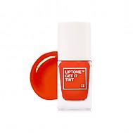 [Tonymoly] Lip tone get it tint # no.8 Oops Orange