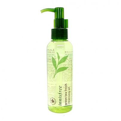 [Innisfree] Aceite Limpiador de Té Verde 150ml
