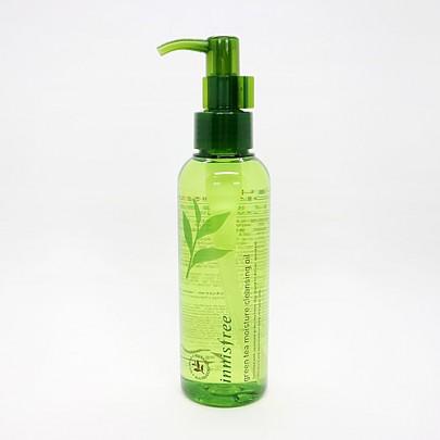 [Innisfree] Aceite Limpiador de Té Verde