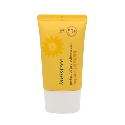 [Innisfree] Bloqueador Solar Perfecto Duradero SPF50+ PA+++(Piel Seca)