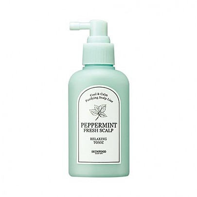 [Skinfood] Peppermint Fresh Scalp Relaxing Tonic 120 ml