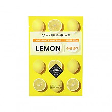 [Etude house] 0.2mm Mascarilla de terapia (Limon)