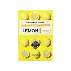 [Etude house] 0.2mm Therapy Air mascarilla (Lemon)