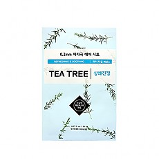 [Etude House] 0.2mm Therapy Air Mask (Tea Tree)