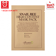 [Benton] *Time Deal*  Snail Bee High Content Mask Pack