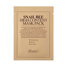 [Benton] Snail Bee High Content mascarilla Pack