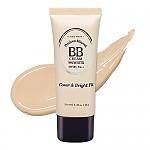 [Etude house] Precious Mineral BB Cream Cover Bright Fit #02 Light Beige