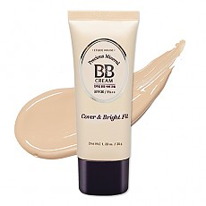 [Etude house] Precious Mineral BB Cream Cover Bright Fit #02 Light Beige
