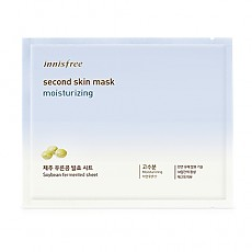 [Innisfree] Second Skin mascarilla Moisturizing