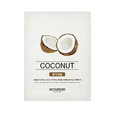 [Skinfood] Beauty in a Food Mask (Coconut)