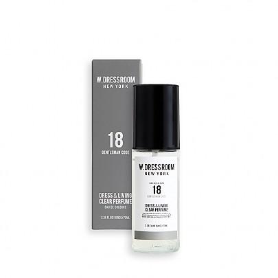 [W.DRESSROOM] Perfume claro vestido & vida No.18 (Código caballero) 70ml