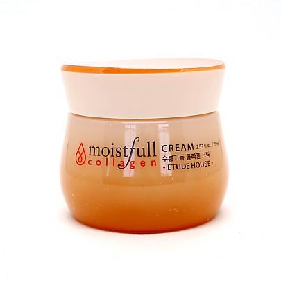 [Etude house] Crema humectante de colágeno 75ml