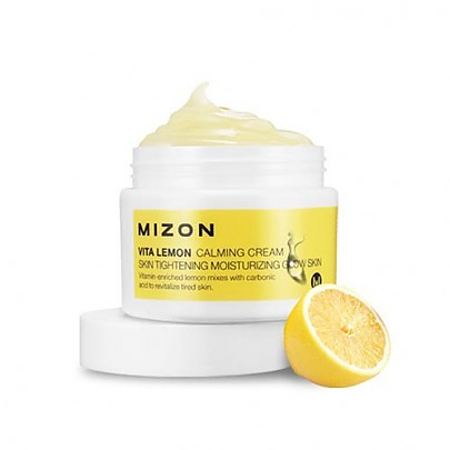 [Mizon] Vita lemon sparkling crema 50ml