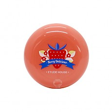 [Etude house] Berry Delicious crema Rubor #1 (Ripe Strawberry)