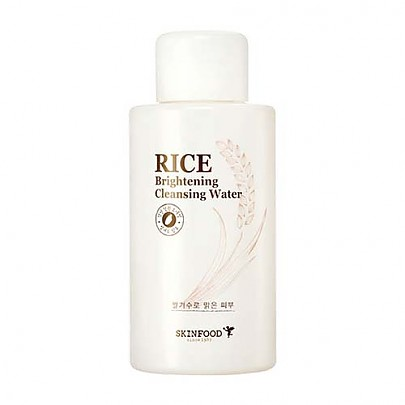 [Skinfood] Rice Brightening Cleansing Water 500ml
