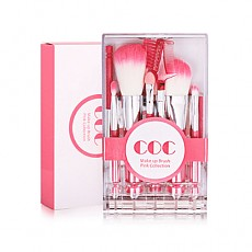 [CORINGCO] Takeout brocha Kit Make Up brocha Pink Collection