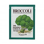 [Skinfood] Everyday Beauty Broccoli Facial Mask Sheet