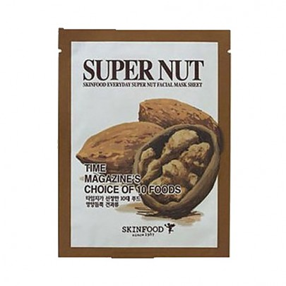 [Skinfood] Everyday Beauty Super Nut Facial Mask Sheet