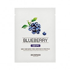 [Skinfood] Beauty in a Food mascarilla (Blueberry)