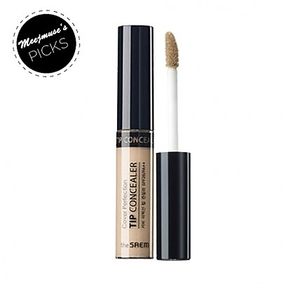 [The saem] Cover Perfection Tip Concealer #02 (Rich Beige)