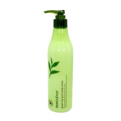 [Innisfree] Green Tea Pure Body Lotion 300ml