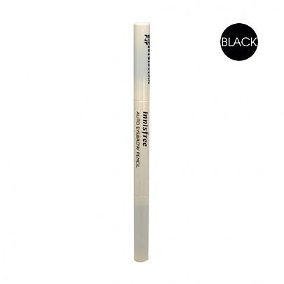 [Innisfree] Eco Eyebrow Pencil #02 (Black)